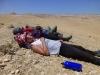 Siesta in Judea Desert